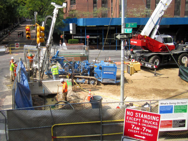 2nd Avenue Subway Project