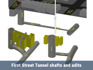 Ground Freezing for Tunnel Shafts and Adits